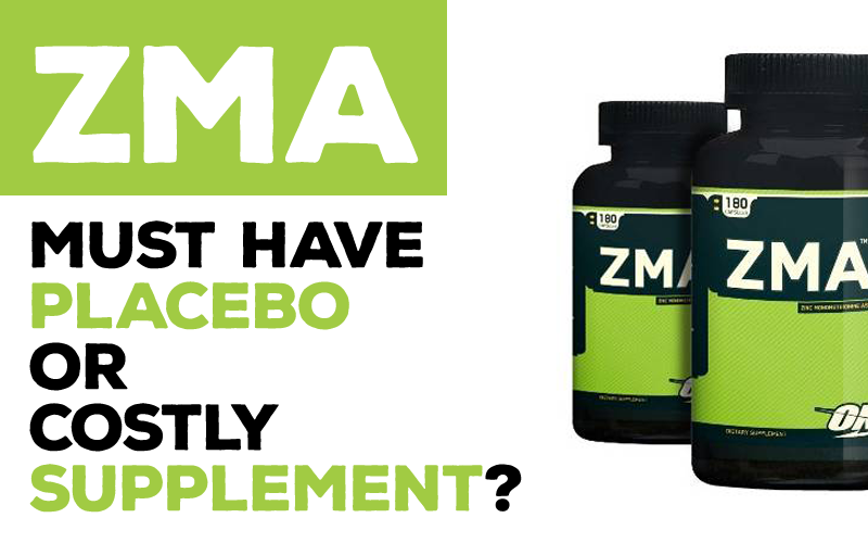 ZMA: Must have supplement or costly placebo? – Muscle Voucher